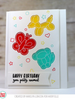 Avery Elle More Party Animals Stamp Set