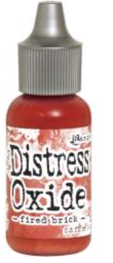 Tim Hotz Distress Oxide - Fired Brick Re-inker .5 oz