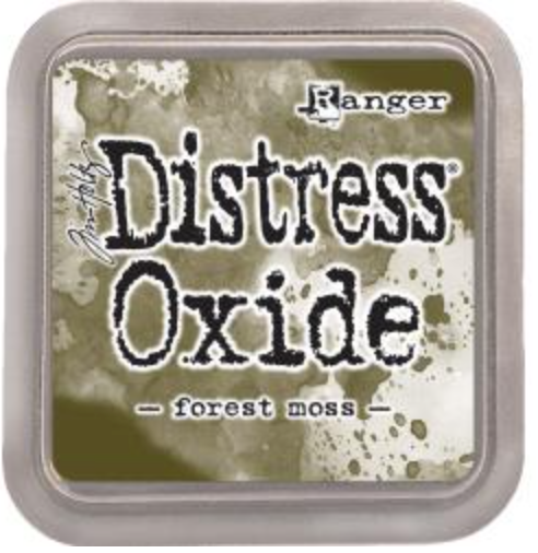 Tim Hotz Distress Oxide - Forest Moss Inkpad