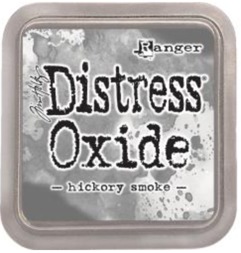 Tim Hotz Distress Oxide - Hickory Smoke Inkpad