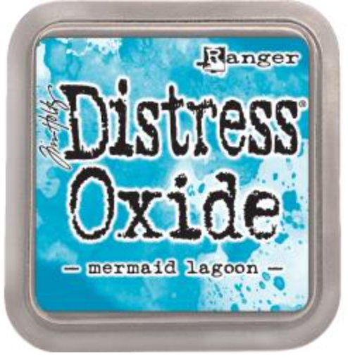 Tim Hotz Distress Oxide - Mermaid Lagoon Inkpad