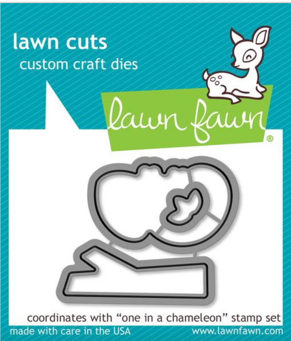 Lawn Fawn One in a Chameleon Die Set