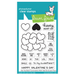 Lawn Fawn How You Bean? Conversation Heart Stamp Set