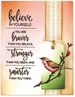 Penny Black Just believe Stamp Set