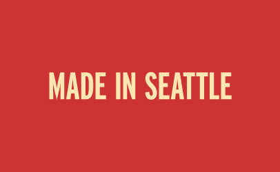 MADE IN SEATTLE