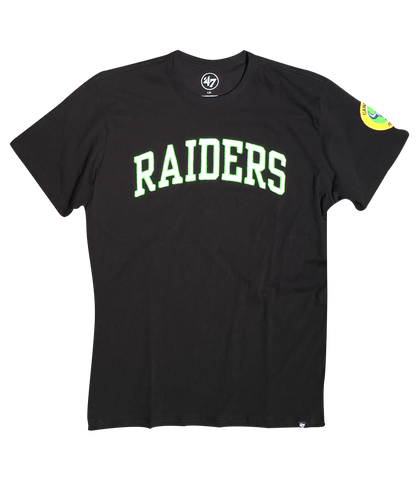 2017 Raiders '47 Brand Fieldhouse Tee