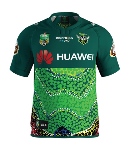 2017 Raiders Indigenous Jersey / ADULT