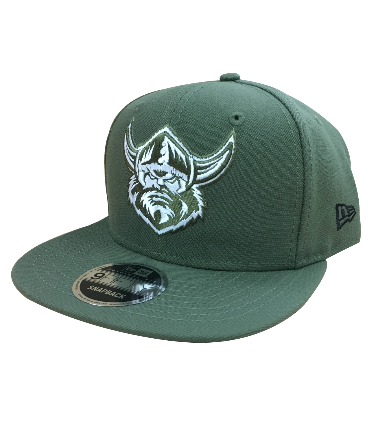 2017 Raiders New Era 9FIFTY 'New Olive' Cap / ADULT