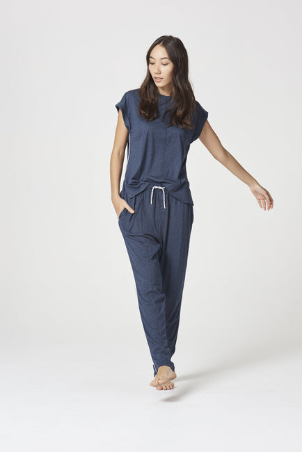 ALICE PANT MIDNIGHT MARLE