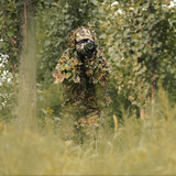 Tree Leaves Ghillie Suit