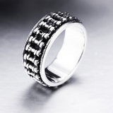 Rebel Chain Ring