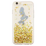 Glitter Mermaid iPhone Case
