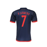 Colombia Jersey (Customizable)