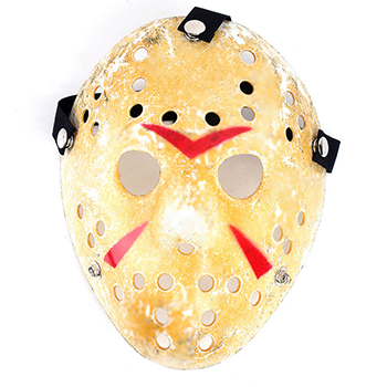 Gold Jason Mask
