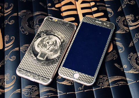Metal Plated Screen Protectors