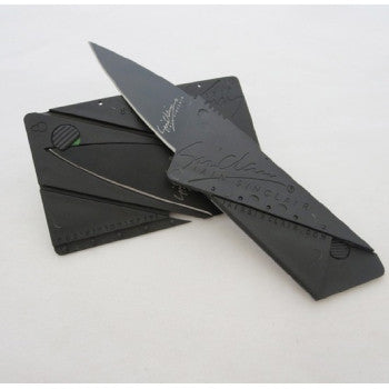 Tactical Card Knife