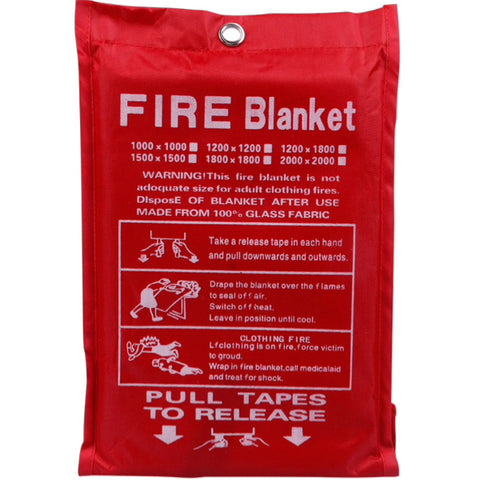 Household Business Restaurant Fireproof Emergency Blanket