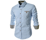 Aviator Button Down