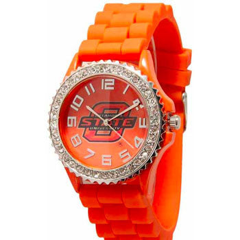 OSU Cowbows Silicone Band Watch