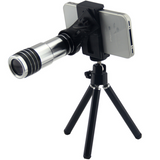 Telescope 12x with Tripod (Universal Clip Option)