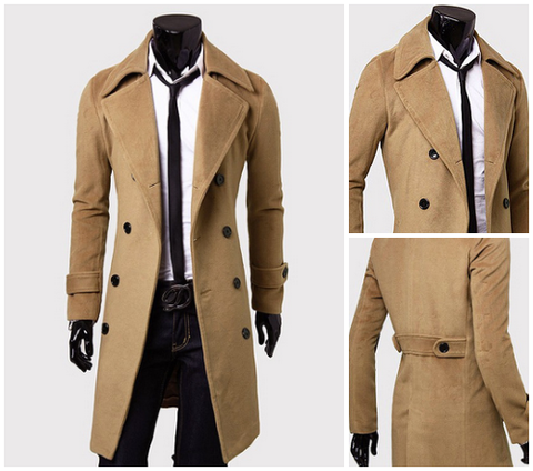 The Boss TrenchCoat