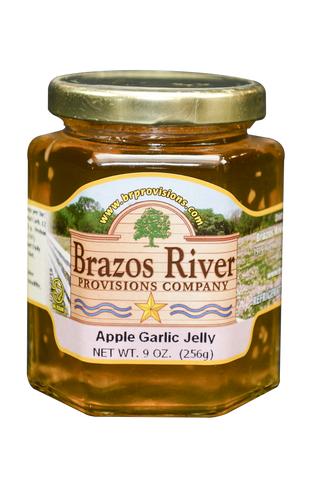 Apple Garlic Jelly