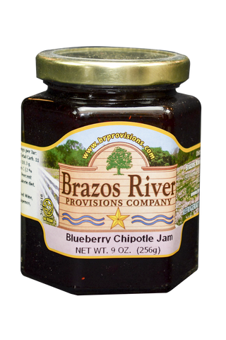 Blueberry Chipotle Jam