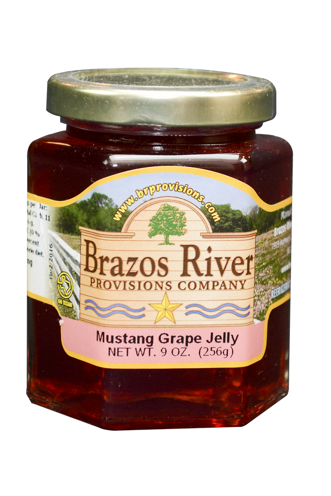 Mustang Grape Jelly