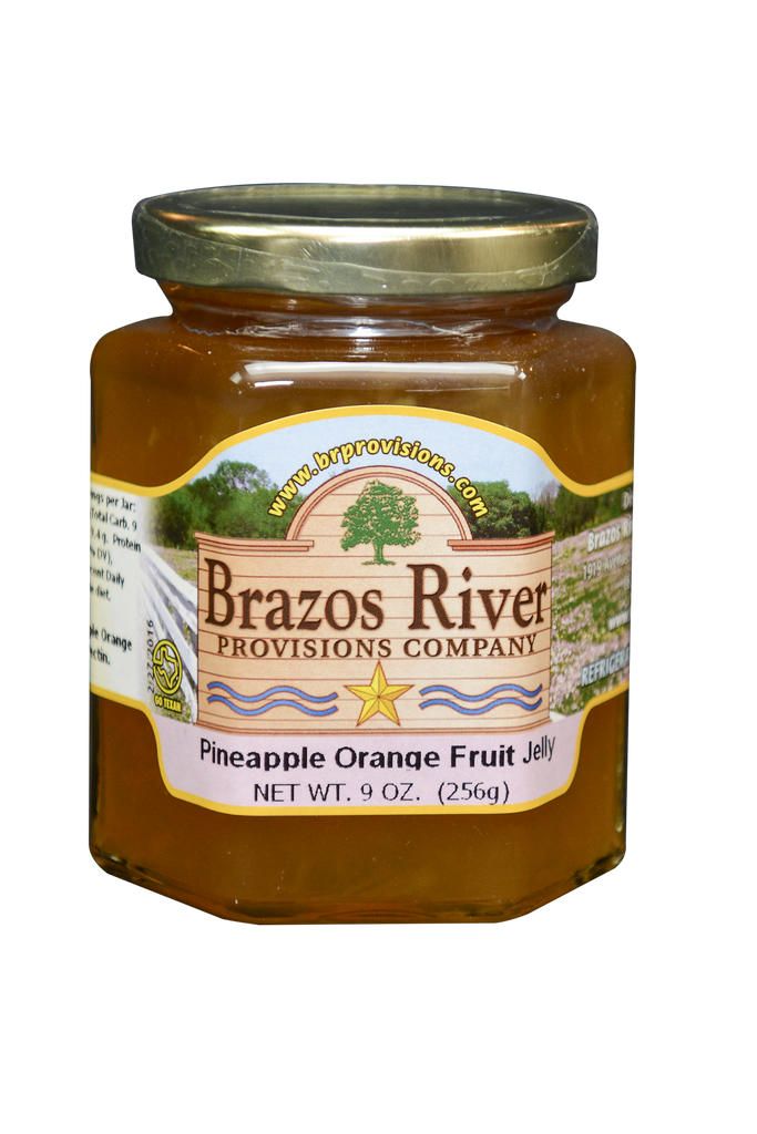 Pineapple Orange Fruit Jam