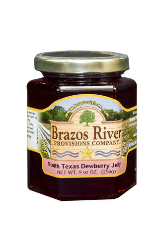 South Texas Dewberry Jelly