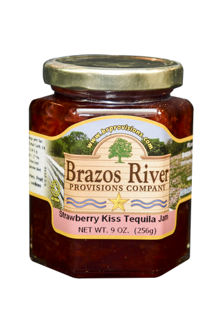 Strawberry Kiss Tequila Jam