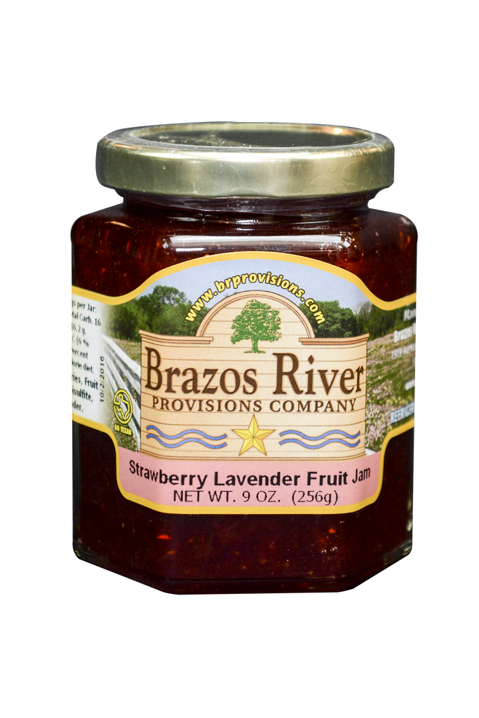 Strawberry Lavender Fruit Jam