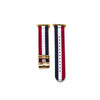 Red White and Blue Apple Watch Strap