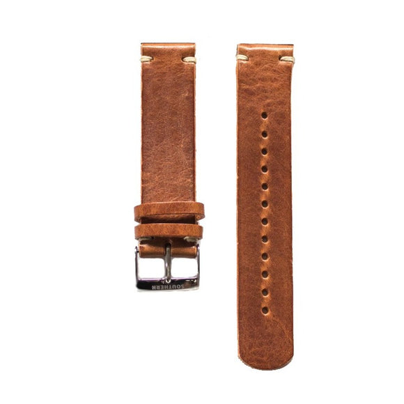 Brown Leather (20mm & 22mm)