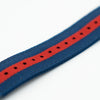 Blue and Red Nylon