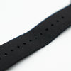 Black Nylon Watch Band