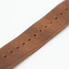 Brown Leather Apple Watch Strap