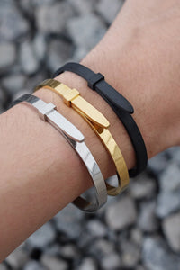 ZIP TIE BRACELET - KISS THE SKY  - 2