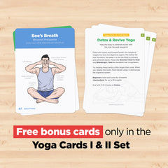 Yoga Cards I & II – Complete Set
