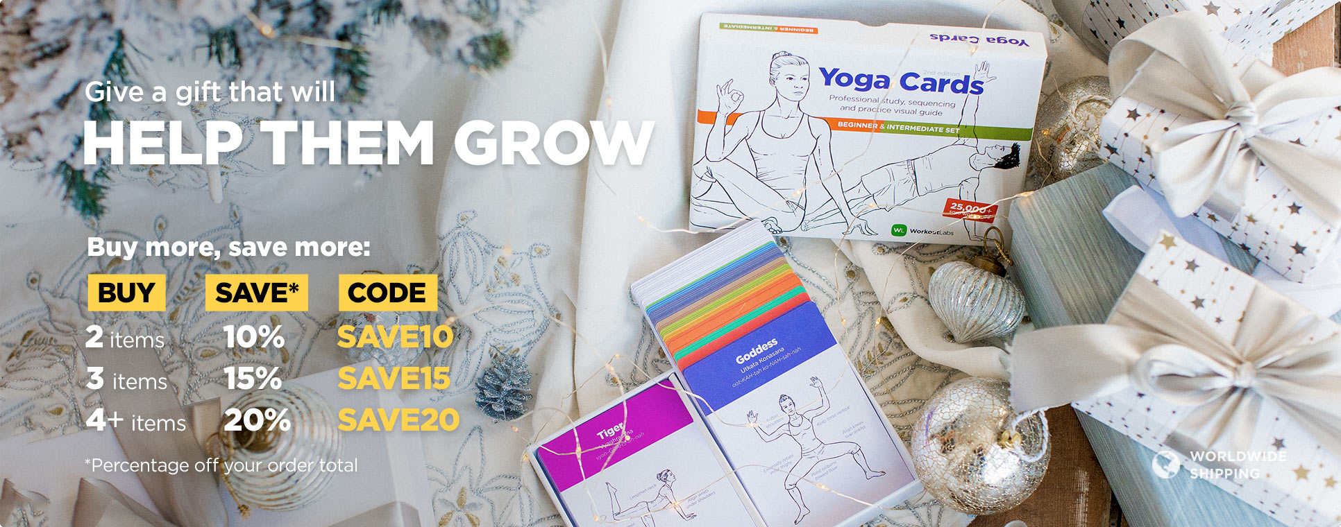 Yoga Cards & Exercise Cards – WorkoutLabs Shop