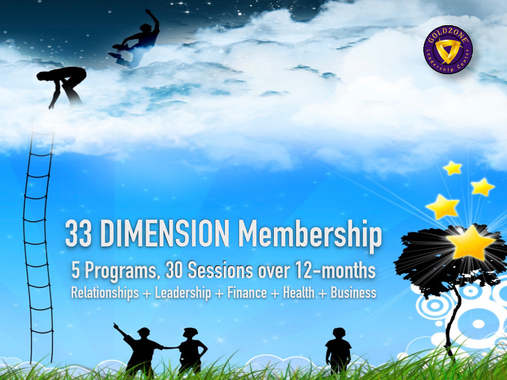 33 Dimension Membership