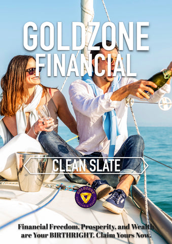 GOLDZONE Financial Clean Slate