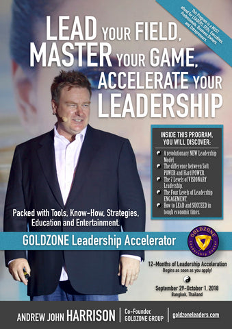 GOLDZONE Leadership Accelerator