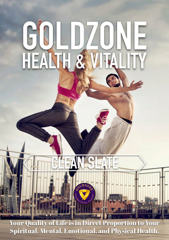 GOLDZONE Health & Vitality Clean Slate