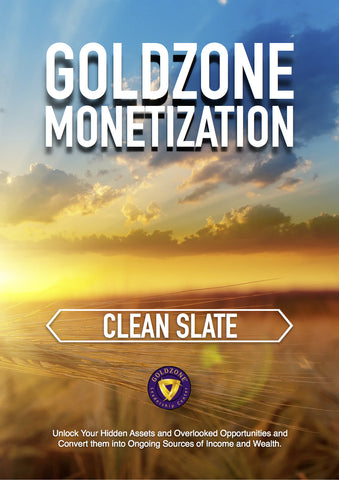 GOLDZONE Monetization Clean Slate