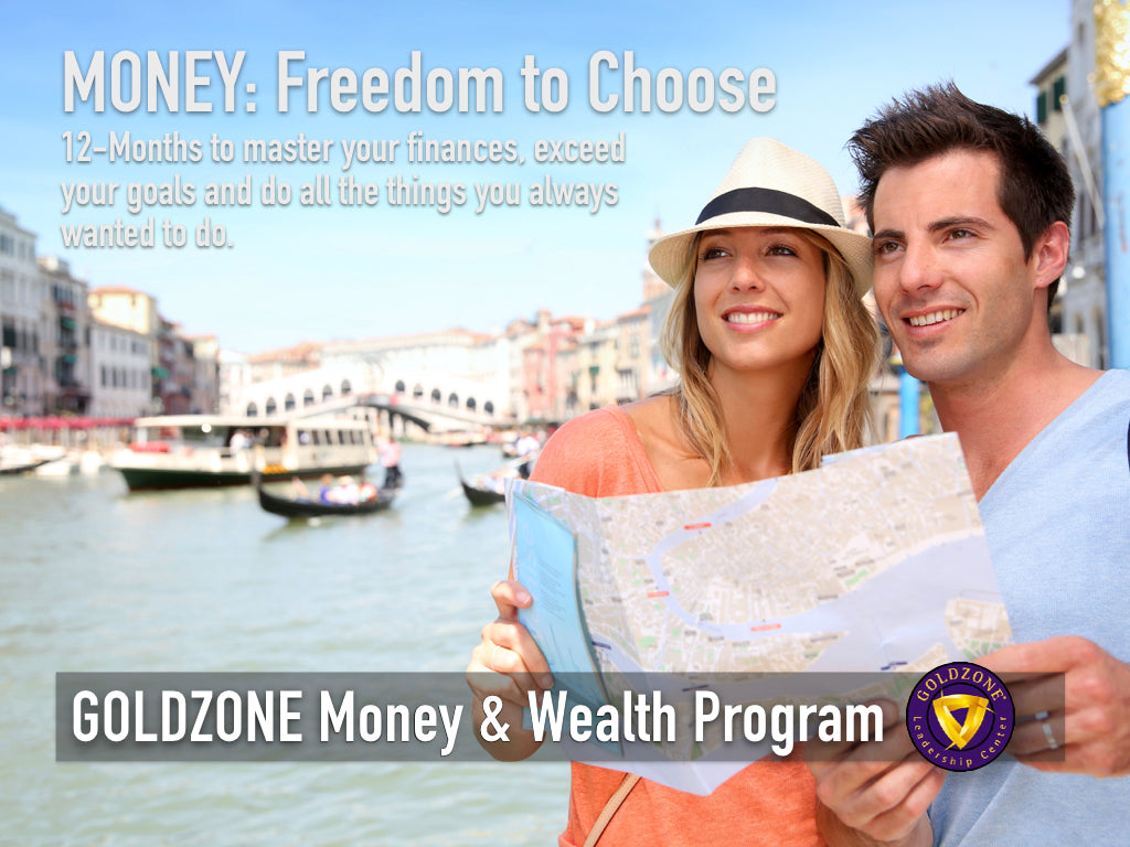 GOLDZONE Money & Wealth Program