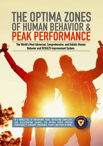The OPTIMA Zones of Human Behavior & Peak Performance System