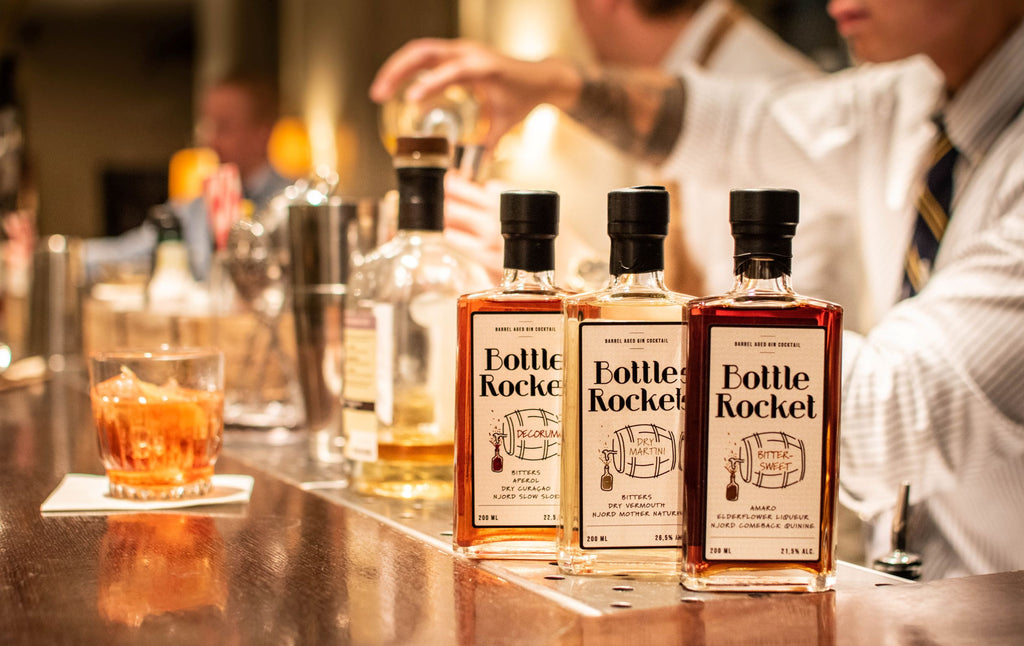 Bottle Rocket Cocktails