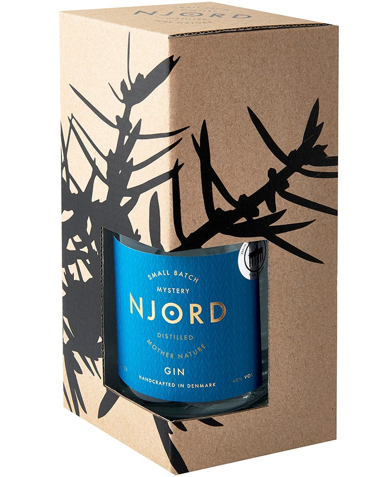 Njord Gin Box - box only