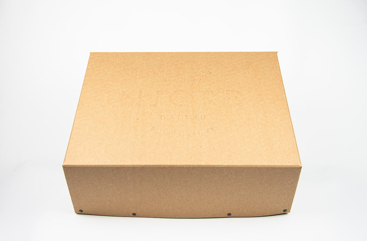 Big size gift box with Njord logo